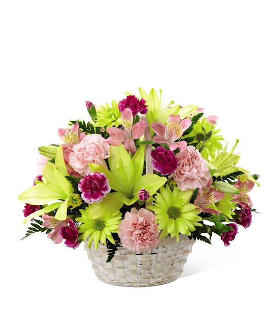 The Joyful Bounty Bouquet - Deluxe