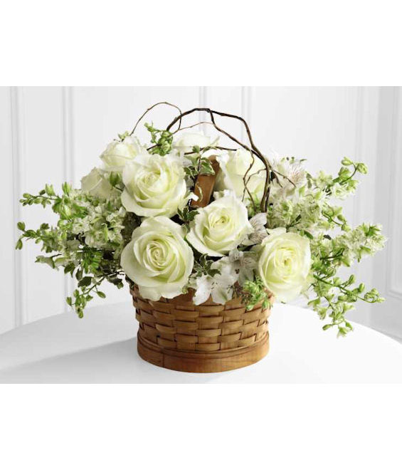 The Victorian Garden Basket - Premium