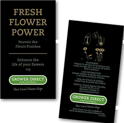 Grower Direct About Flowers Cut Flower Care Handling