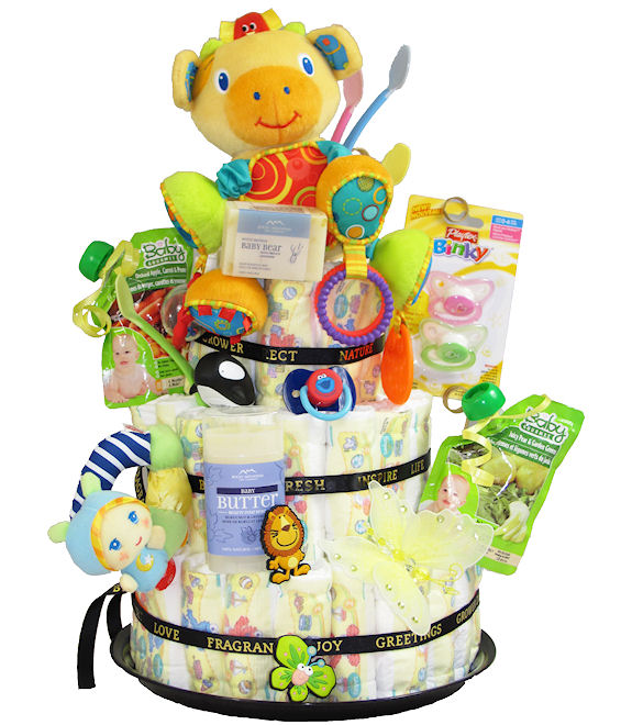 Flower And Gift Ideas For A Newborn Baby