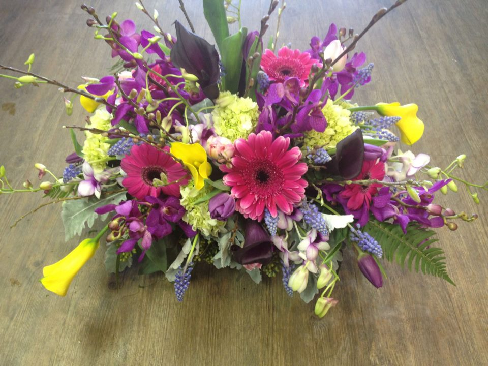 Easter Flower Arrangements From Grower Direct