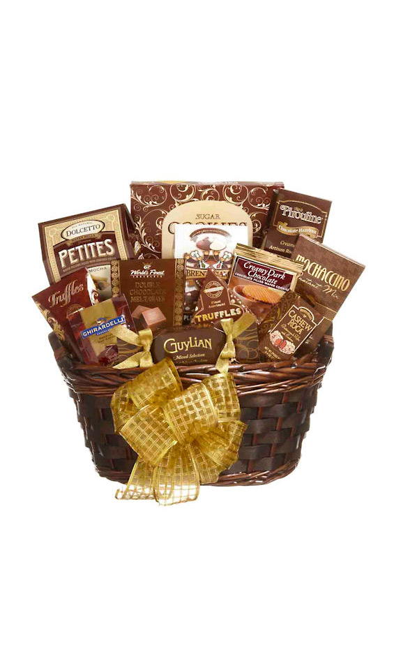 Baby Gift Baskets Thunder Bay : Grower direct premium gift baskets the chocolate
