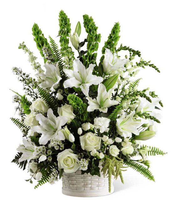 Sympathy Arrangements by Grower Direct Fresh Cut Flowers