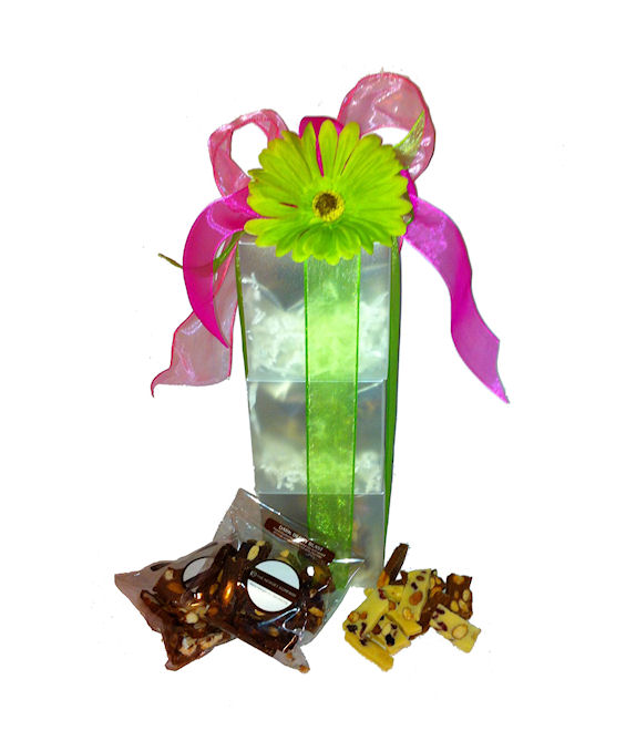 Click to view or purchase our Sweet as a Daisy Gift Basket