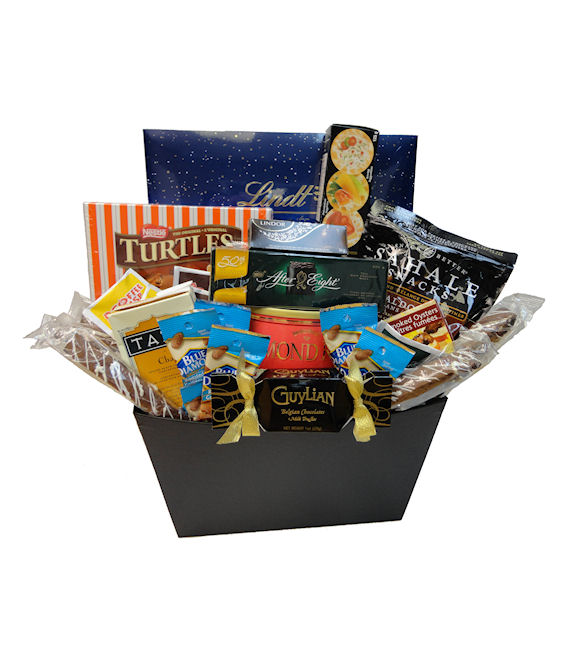 Click to view or purchase our Something for Everyone Gift Basket