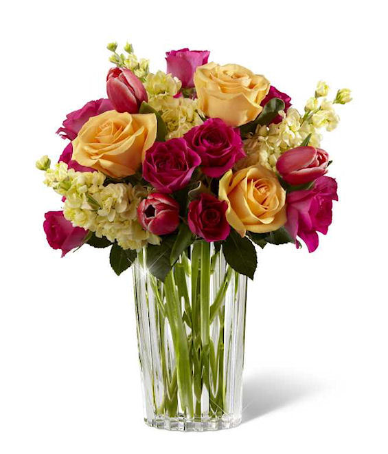 The Delightful Blooms Bouquet